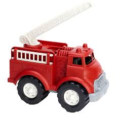 100 Fire Trucks Videos For Kids Amazoncom Green Toys Truck BPA Free Phthalates Free