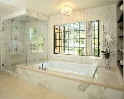 Tiling A Bathtub Deck by Tub Deck And Shower Bench Houzz