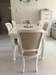 selva esszimmertisch mit 6 stühlen in 70839 gerlingen für