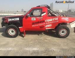 100 Rally Truck For Sale NISSAN PATROL T1 FIA Cars For Sale At Raced Rallied