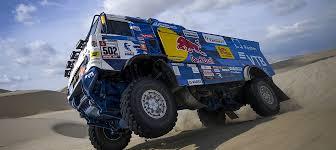 100 Dakar Truck KAMAZ Truck Teams Rely On VARTA AGM Batteries For 2019 Rally