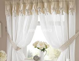 French Country Kitchen Curtains Ideas by Teal Kitchen Curtains French Country Home Decorating Ideas Cream