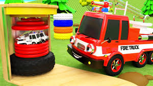 100 Fire Trucks Kids Download Thumbnail For Colors For Children To Learn With