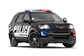 100 Police Truck Tab 2018 Ford Interceptor Utility Model Details Fordcom