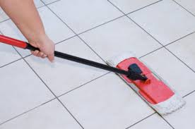 how to clean tile flooring and make it shine like new