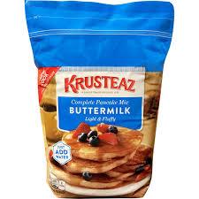 Krusteaz Pumpkin Pancake Mix Ingredients by Flour U0026 Baking Mixes