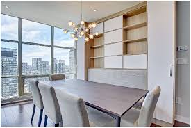 Beautifull Space Solutions Dining Room Custom Built In Wall Unit Units Uk