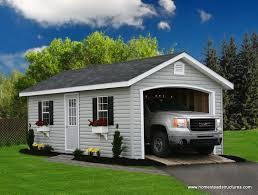 1 Car Garages s