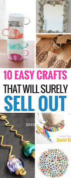 Looking For Cheap Crafts To Make And Sell Then This One Is Perfect You Find The Best Diy Projects