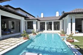 British West Indies Architecture Traditional Pool