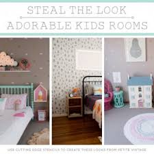 Steal The Look Adorable Kids Rooms