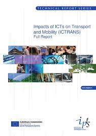 100 Axon Trucking Software PDF Impacts Of ICTs On Transport And Mobility ICTRANS