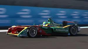 LucasdiGrassi Team abt formula e won the MexicoCityePrix