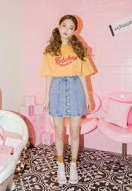 70 Beauty Look Korean Kpop Ulzzang Summer Fashions