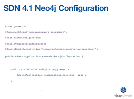 Decorator Pattern In Java Stack Overflow by Build Spring Data Neo4j 4 1 Applications Like A Superhero Dzone Java