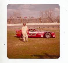 100 Bk Trucking Dave Stehouwer33EARLYFordRace CarColorPhoto1970s At