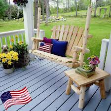 Lakeland Mills Porch Swing Rocking Chair Furniture ... Outdoor Double Glider Fniture And Sons John Cedar Finish Rocking Chair Plans Pdf Odworking Manufacturer How To Build A Twig 11 Steps With Pictures Wikihow Log Rocking Chair Project Journals Wood Talk Online Folding Lawn 7 Pin On Amazoncom 2 Adirondack Chairs Attached Corner Table Tete Hockey Stick Net Junkyard Adjustable Full Size Patterns Suite Saturdays Marvelous W Bangkok Yaltylobby