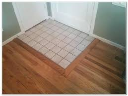 Types Of Transition Strips For Laminate Flooring by Tile Floor Transition Strips Water Under Laminate Flooring