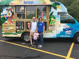 Slice: Roscoe Township Franchise Owner Gives Back To Community With ... Kona Ice Truck Stock Photo 309891690 Alamy Breaking Into The Snow Cone Business Local Cumberlinkcom Cajun Sisters Pinterest Island Flavor Of Sw Clovis Serves Up Shaved Ice At Local Allentown Area Getting Its Own Knersville Food Trucks In Nc A Fathers Bad Experience Cream Led Him To Start One Shaved In Austin Tx Hanfordsentinelcom Town Talk Sign Warmer Weather Is On Way Chain