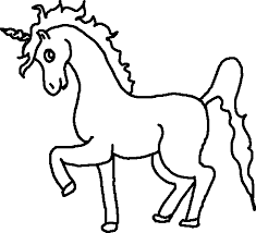 Unicorn Coloring Pages Pdf