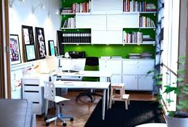 Ikea Hemnes Desk Uk by Home Office Ikea Hack Using Bergstena Kitchen Worktops And Alex