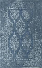 Berkshire Paxton Blue Area Rug by American Rug Craftsmen