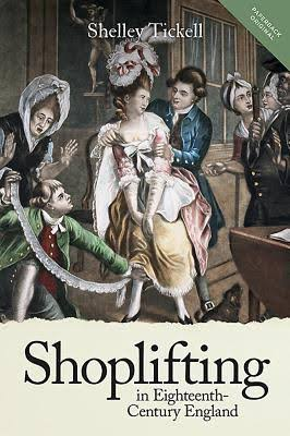 Image result for shoplifting in eighteenth-century england""