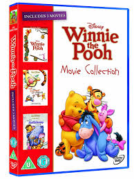16 Best Winnie The Pooh by Winnie The Pooh The Many Adventures Of Winnie The Pooh Dvd