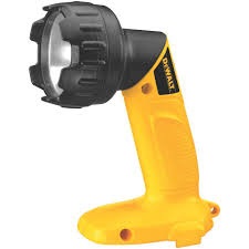 dewalt 14 4 volt cordless pivoting flashlight unit only
