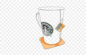 Tea Bag Coffee Cup Starbucks