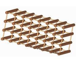 modular wine rack plan