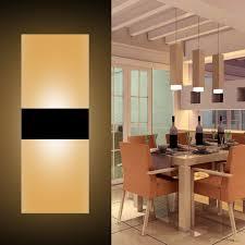 eclairage led chambre 6 w chambre lumière led acrylique applique murale le chambre