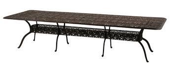 Hanamint Grand Tuscany Patio Furniture by Grand Tuscany By Hanamint Luxury Cast Aluminum 48