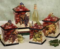 Image Of Wine Kitchen Decor Sets