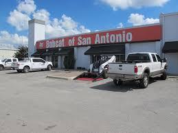 Official Bobcat Equipment Dealer In San Antonio