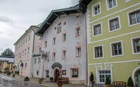 esszimmer berchtesgaden gasthaus im historischen nonntal