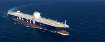 le plus gros porte conteneurs au monde démarre sa rotation