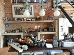 Open Plan Kitchen KitchenIndustrial StyleHome IdeasOpen Floorplan ChicKitchen CornerRustic