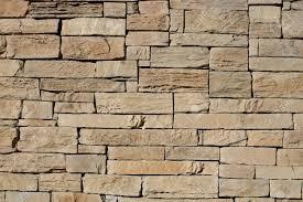 Exterior Stone Cladding Background Of Stock Photo