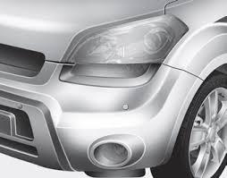 kia soul headlight position light turn signal light side
