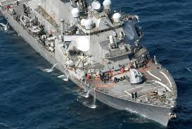 Uss America Sinking Photos by Bodies Of 7 Missing U S Sailors Found In Destroyer Damaged In