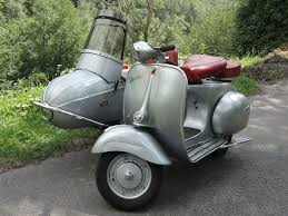 Vespa Side Car 150cc
