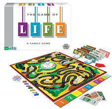 The Game Of Life 1st Edition Reproduction