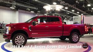 2018 Ford F-Series Super Duty Limited - YouTube Photos The Baddest Ford Fseries Trucks Of Sema 2017 Allnew F150 Police Responder Truck First Pursuit 1987 Press Photo Bronco Range F Series Historic Images How The Remains Relevant After So Many Years Evolution Autotraderca 6 Uncommon Arguments For Buying A Truck Fordtrucks Super Duty Brings 13 Billion Investment To Stx Returns My Now Available On Fseries Indepth Model Review Car And Driver Media Center Advanced Eeering