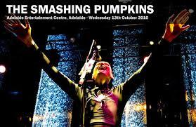 Tarantula Smashing Pumpkins Album by Smashing Pumpkins City Riots Adelaide Entertainment Centre