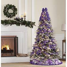 Kmart Christmas Tree Skirt by 99 Pc Winter Wishes Theme Complete Tree Decorating Kit Kmart