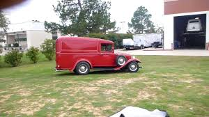 100 1952 Chevy Panel Truck 1932 Ford Van For Sale YouTube