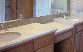 Bathroom Countertop Materials Pros And Cons by At Home Countertops 101 Bossier Press Tribune