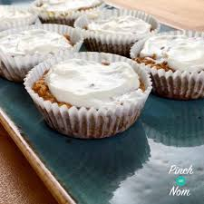 Syn Free Carrot Cakes With Cream Cheese Frosting Anyone Reipe Is Up On