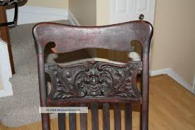 Carved Oak Northwind Chairs - Google Search | The Margaret ... Details About Copper Grove Taber Oak Carved Rocker Chair 25 X 3350 4 Danish Carved Oak Armchair Dated 1808 Bargain Johns Antiques Victorian Antique Rocking Vintage Childs Rocking Chair Ssr Childs Hand Elephant In So22 Sold Era With Leather 1890s Ornate Lift Glastonbury Armchair 639070 Larkin Soap Company Ribbon Back Wainscot Second Half 17th Century Isolated